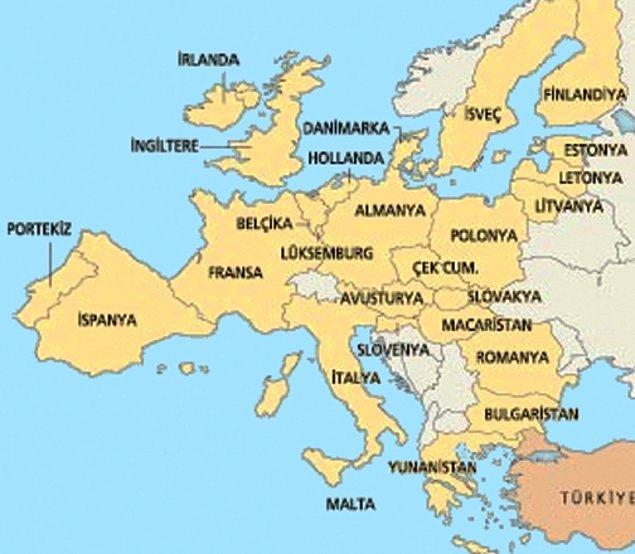 7. Avrupa Birliği - NATO - OECD - Birleşmiş Milletler