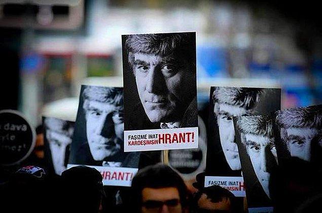 3. Baba Samast: 'Derin Devlet Oğluma Hrant Dink'i Öldürttü'