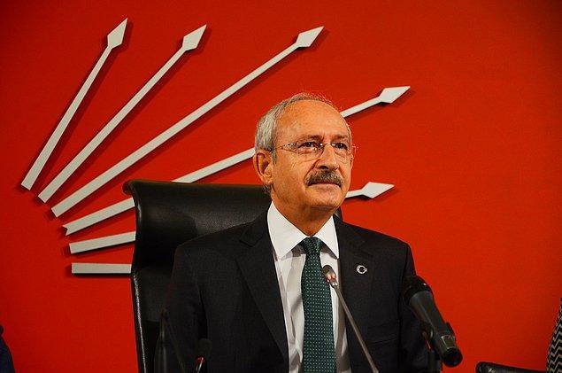 5. CHP Lideri Kılıçdaroğlu İzmir'de Ön Seçime Giriyor