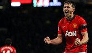 Carrick, Bir Yıl Daha Manchester United'da Kalacak