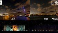 Dünya Saati'nde Işıklarını Kapatan 14 Önemli Yapı