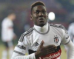 Beşiktaş'a Derbi Öncesi Opare'den Kötü Haber