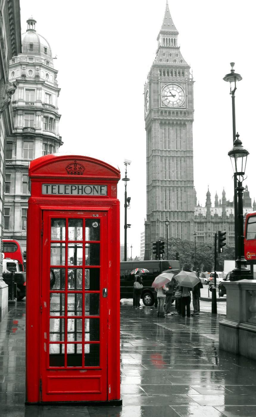 Вертикальные картинки лондона