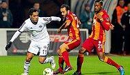 Galatasaray'dan Liderliğe Geri Dönüş