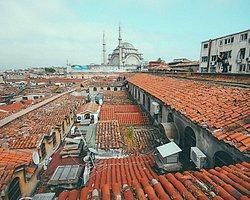 550 Yıllık Kapalıçarşı'nın Çatısı Belediyenin Kararıyla İşletmeye Açılabilir