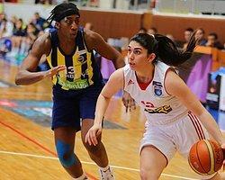 Fenerbahçe'den Adana Botaş'a 22 Sayı Fark