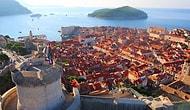 Drone Görüntüleri ile Tarih Kokan Şehir: Dubrovnik
