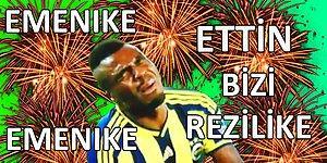 Fenerbahçe - Beşiktaş Derbisine Sosyal Medyanın En Dikkat Çeken Tepkileri