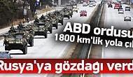 Abd'den Rusya'ya Askeri Gözdağı