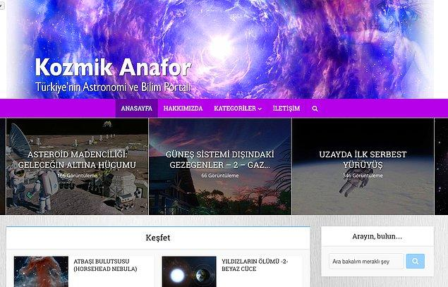 6. Kozmik Anafor