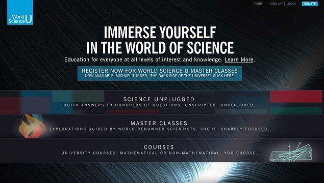 8. World Science U