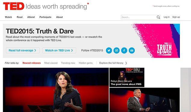 13. TEDTalks