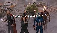 Friends İntrosuyla The Avengers !