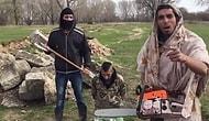 Çingene Gençler IŞİD'e Özenirse