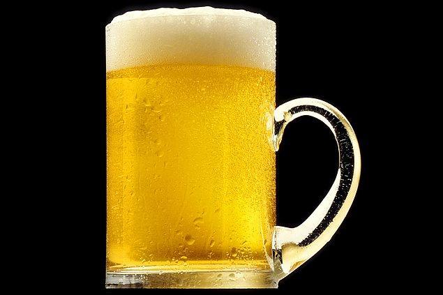 BONUS: Baktınız hiçbir şey işe yaramıyor, patlatın soğuk bir bira hiçbir şeyiniz kalmaz.