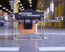 Amazon Drone ile Teslimat Denemelerini ABD'den Başka Bir Ülkeye Taşıyacak