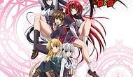 En İyi Ecchi Animeler !