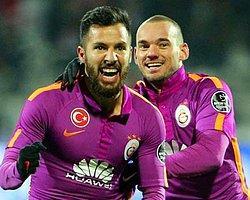 """Yasin: """"Sneijder'in Pasları Hayatımı Değiştirdi"""""""