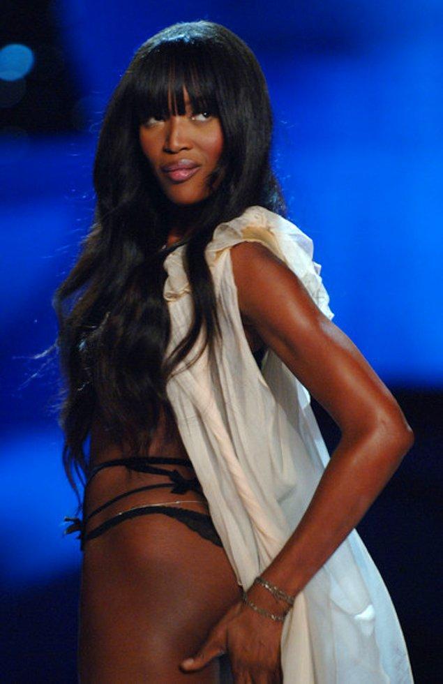 16. Naomi Campbell