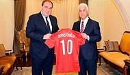 Kuzey Kıbrıs Türk Futbol Federasyonu TFF'den Ayrılıyor