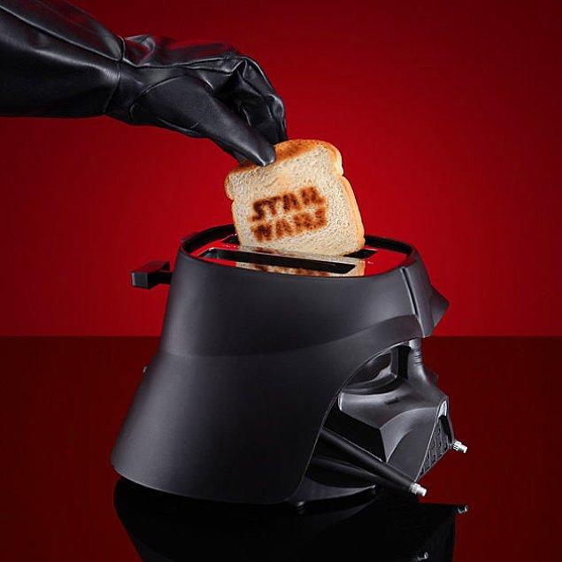 7. Darth Vader Tost Makinesı