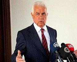 KKTC Cumhurbaşkanı Derviş Eroğlu, Federasyonu Eleştirdi