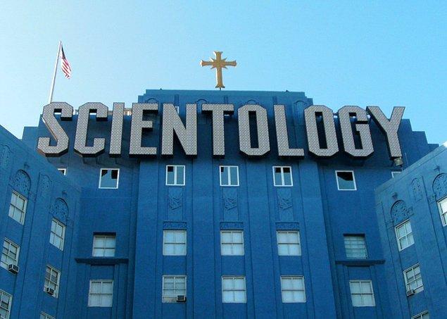 1. Dünyanın en gizemli inanç akımlarından Scientology'nin kökeni