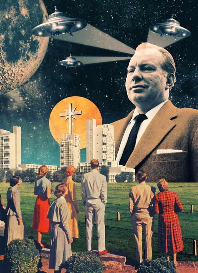 25. Scientology ve seviyeler