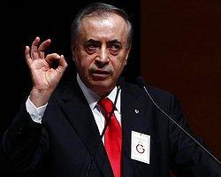 Galatasaray'da Mustafa Cengiz Adaylığını Açıkladı