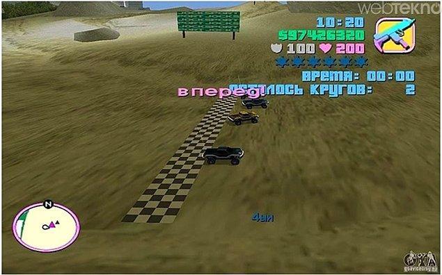 11. Plajda Küçük Araba Yarışı