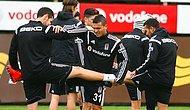 Beşiktaş'ta Başakşehir Hazırlıkları Eksik Sürüyor