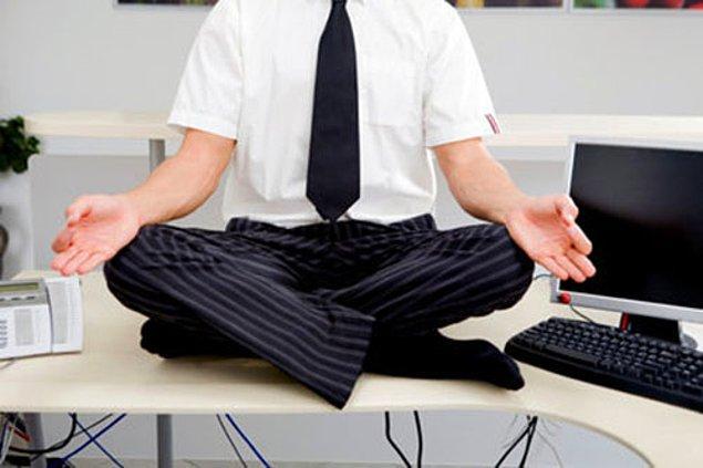 5. Mediyasyon, yoga ve benzeri şeylere dönemsel ilgi duyan depresif tip.