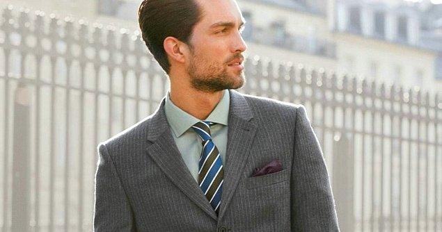 11. Ve elbette ofisin yakışıklısı, işinin üstadı karizmatik erkek.