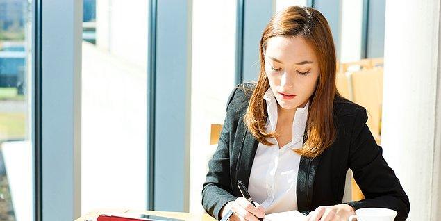 19. Çalışkanlığıyla patron tarafından hep örnek gösterilen tip.