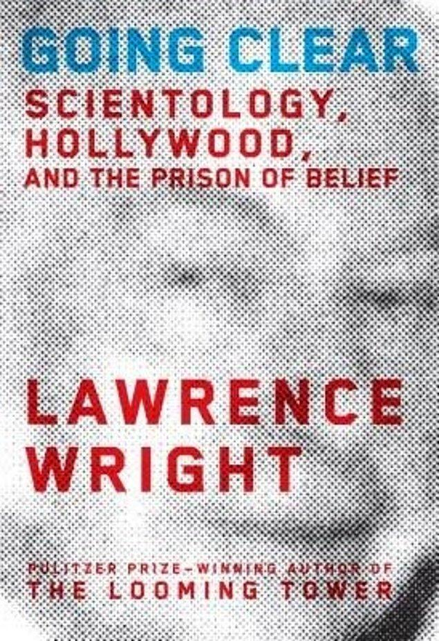 31. Scientology hakkında en önemli eserlerden birisi de, sonrasında bir belgesele de ilham veren 'Going Clear: Scientology, Hollywood, and the Prison of Belief'