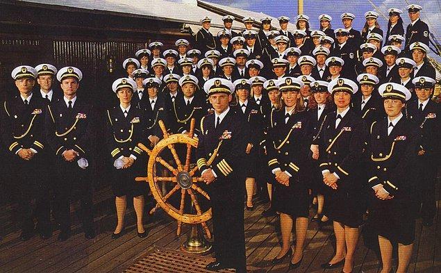 14. Scientology'nin gizemli paramiliter yapısı: Sea Org