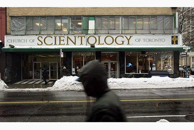 17. Bedensel ve zihinsel engellilere, LGBTİ bireylere Scientology kapıları kapalı