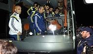 Fenerbahçe Takım Otobüsüne Silahlı Saldırı!