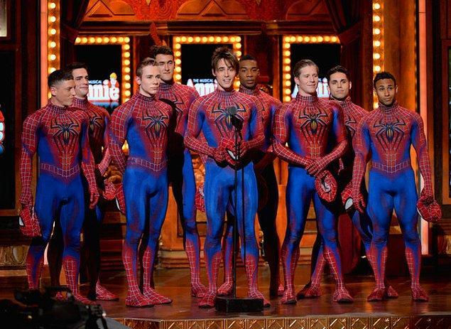 3 - Yeni Spiderman Zenci Mi?