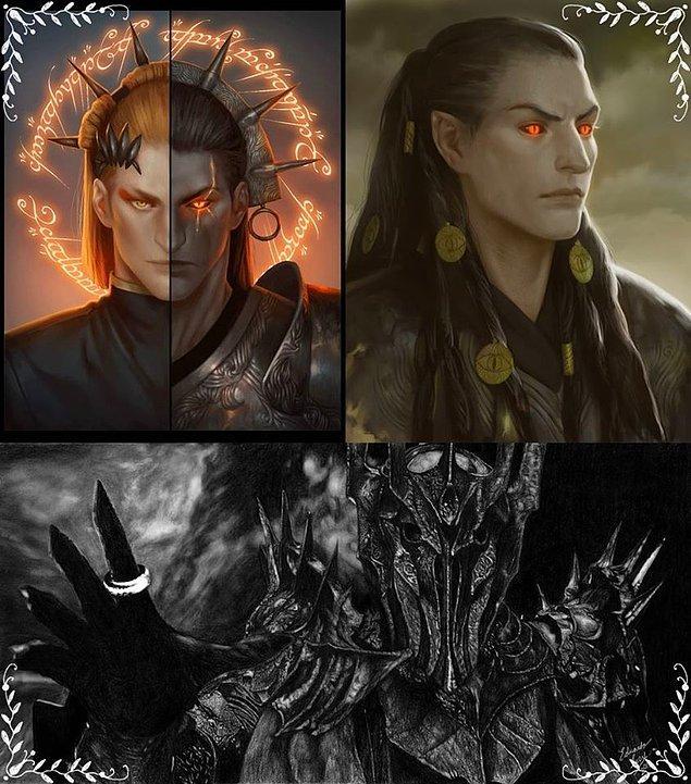 6. Sauron