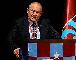 """Trabzonspor Divan Kurulu Başkanı Ali Sürmen: """"Şiddetin Rengi Olamaz"""""""