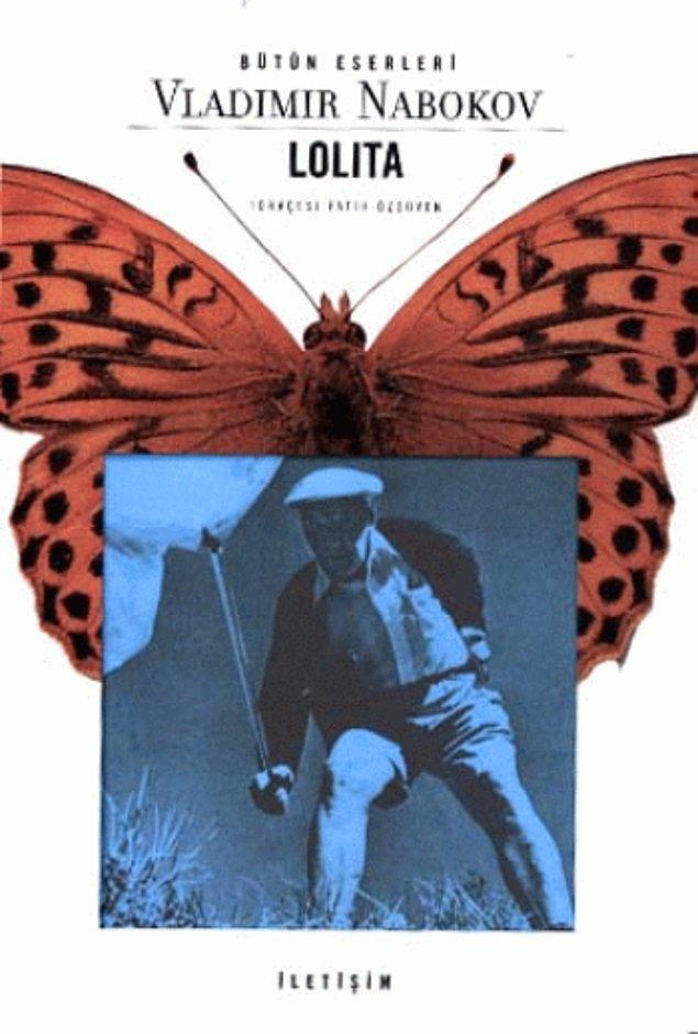 1. Lolita – Vladimir Nabokov
