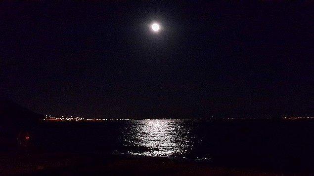 12. Sahil Gece Ayrı Güzel