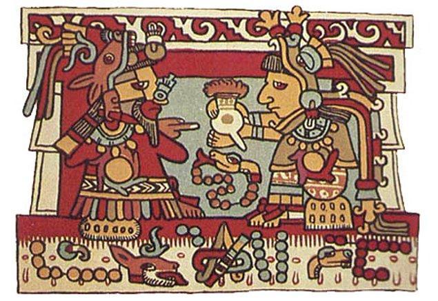 18. Avrupalıları çikolata ile tanıştıran uygarlık Aztekler.