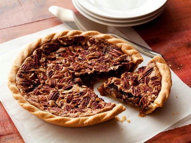 Bonus: Pecan Pie Yemeden Dönmeyin!
