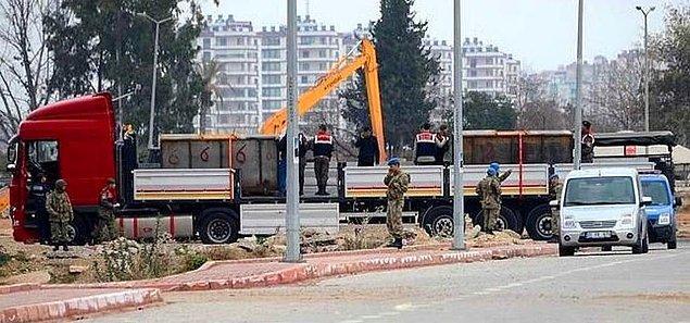 8. MİT TIR'larının Durdurulmasıyla İlgili 34 Asker Hakkında Gözaltı Kararı