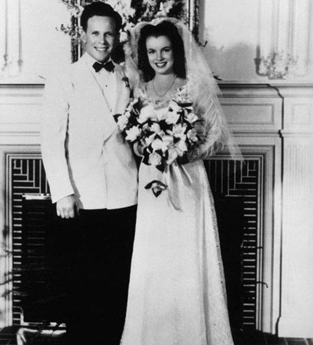 3. İlk Evliliğini 16 Yaşında Gerçekleştirdi.