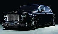 Dünyanın En İyi Arabası Rolls Royce Phantom