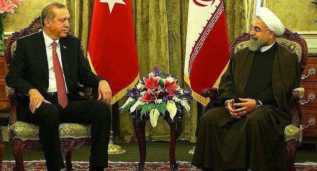 5. Erdoğan'dan İran'a Doğalgaz Çağrısı