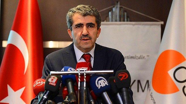 8. Eski ÖSYM Başkanı Ali Demir Serbest